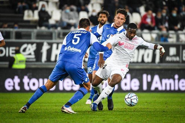 L2 : Le Covid frappe Grenoble, le match à Niort reporté