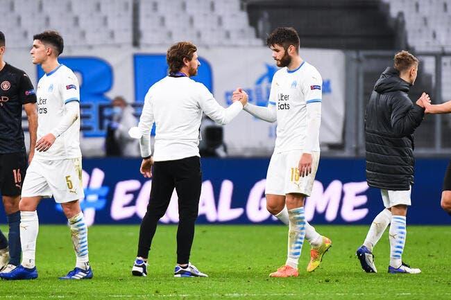 OM : 3-0 face à City, Villas-Boas félicite ses joueurs
