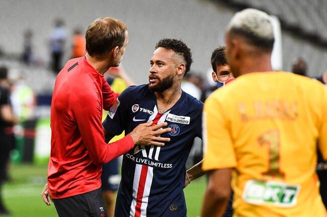 PSG : Faire sortir Neymar du terrain, la mission de Tuchel