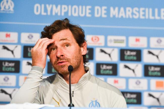 OM : Villas-Boas ne pense pas à quitter Marseille
