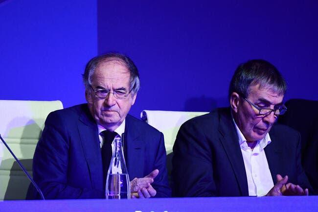 La Coupe de France et les championnats amateurs suspendus
