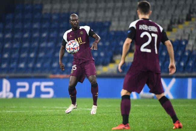 PSG : Danilo défenseur central, Tuchel n'est pas dingue