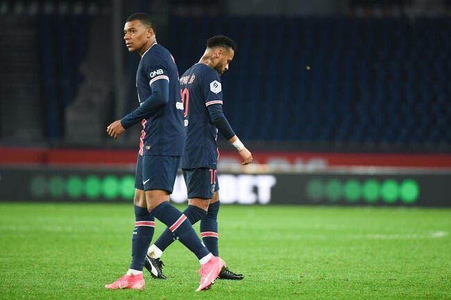 PSG : Neymar et Mbappé out, le Qatar a tout prévu !