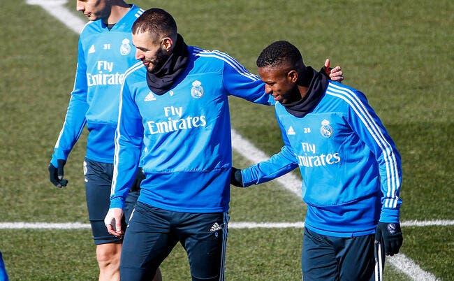 Real : Benzema et Vinicius se sont expliqués