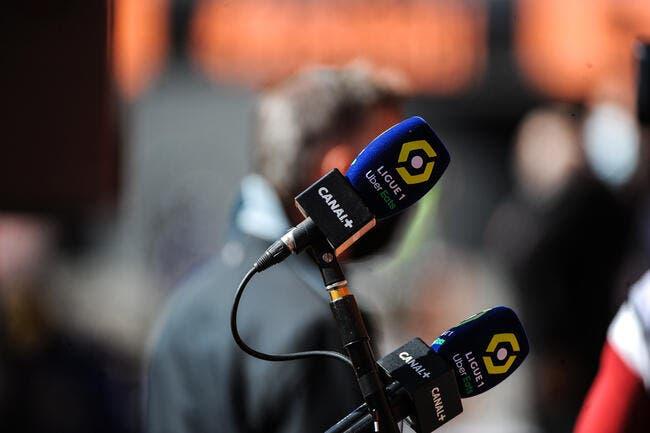 TV : Canal+ lâche une bombe, pas de sauvetage de la L1 !