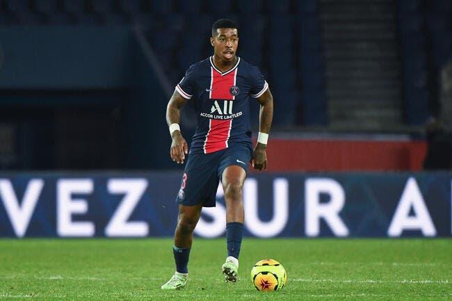 Le footballeur du PSG nie soutenir le terrorisme — Presnel Kimpembe