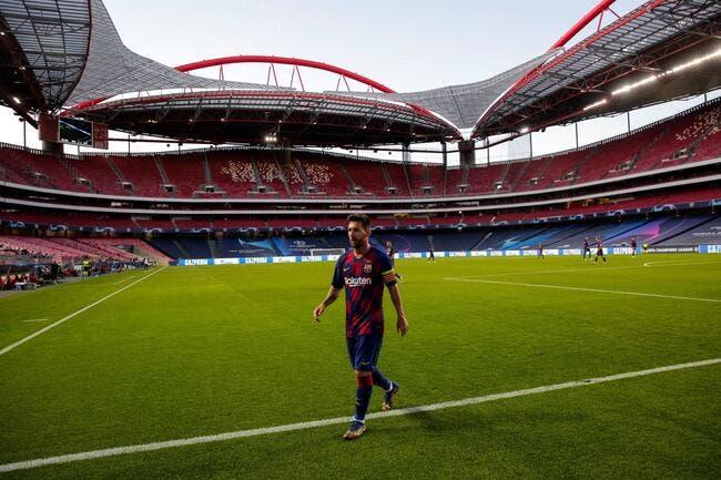Barça : Coup de théâtre, City renonce à se payer Messi !