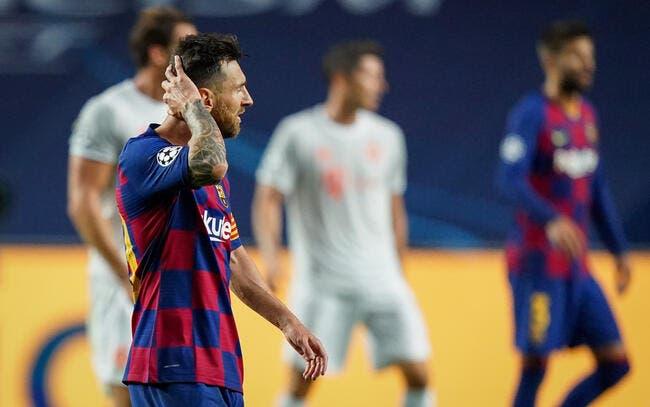 Barça : Messi bloqué, une incroyable menace brandie !