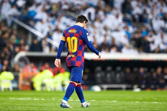 Esp : Le Real prévient Barcelone dans le dossier Messi
