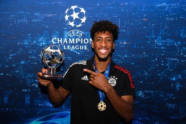 PSG : Neymar le bloque, Coman ne reviendra pas