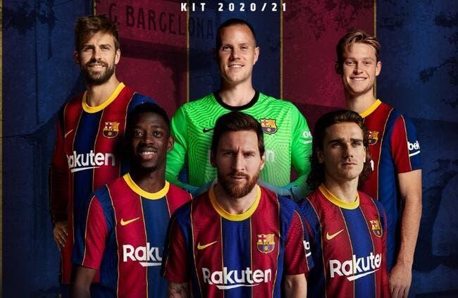Barça : Barcelone et Lionel Messi, une pub choquante !
