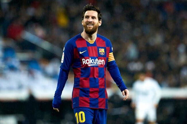 Esp : Réunion terminée, Messi et Barcelone se clashent !