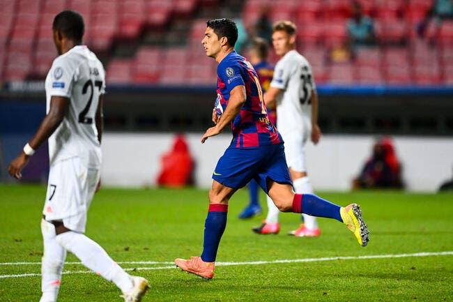 Ita : Higuain à Miami, Suarez à la Juve, le mercato en folie !