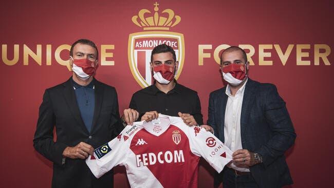 Officiel : Kevin Volland signe à l'AS Monaco