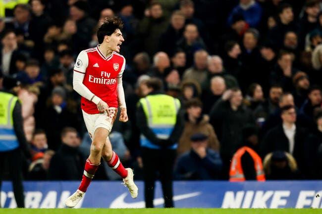 PSG : Bellerin pour 27ME, Paris à l'attaque d'Arsenal