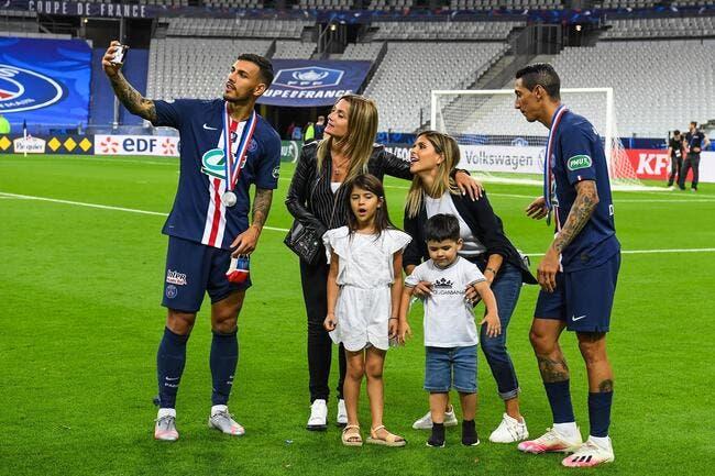 PSG : Paris confirme, 3 joueurs ont le Covid !