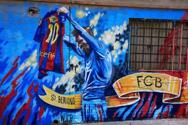 Barça : Le clan Messi en PLS, une incroyable solution
