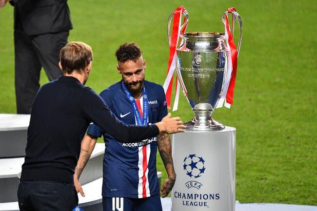 PSG : Alerte rouge, Neymar fricote avec le Barça à Ibiza