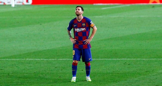 PSG : Le Qatar a peur de recruter Lionel Messi