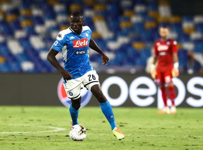 PSG : Naples met Koulibaly en vente, Al-Khelaïfi va-t-il plonger ?
