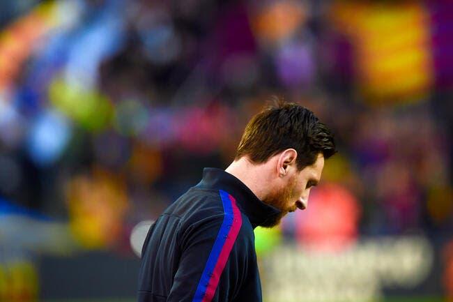 Barça : Lionel Messi craque déjà, il va rester un an