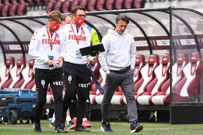 Covid-19 : Deux cas suspects à l'AS Monaco !