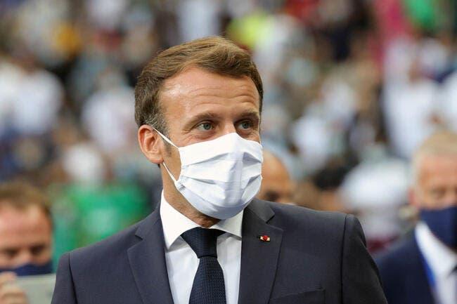 LdC : L'OL et le PSG peuvent remercier Macron, Aulas ne va pas aimer