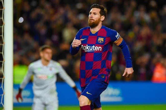 Officiel : Messi annonce qu'il reste au Barça