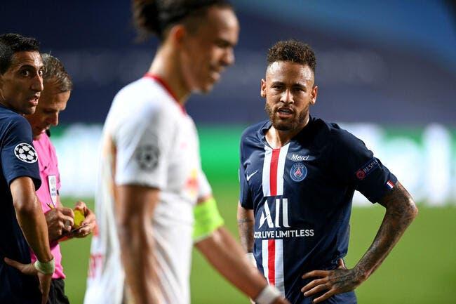 PSG : Neymar influencé au mercato, la théorie fumeuse