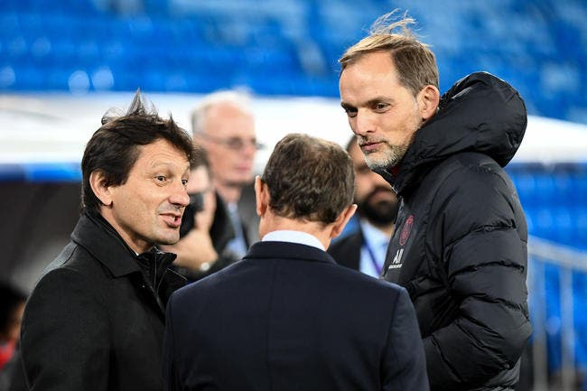 PSG : Tuchel et Leonardo, la vérité sur leur relation éclate