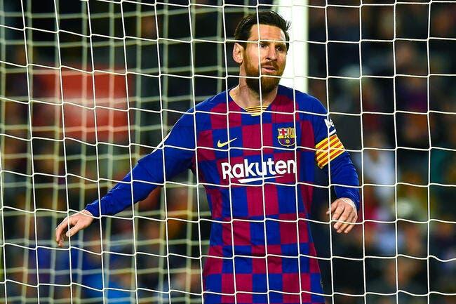 Esp : Messi, «une multinationale» gérée comme un club de quartier