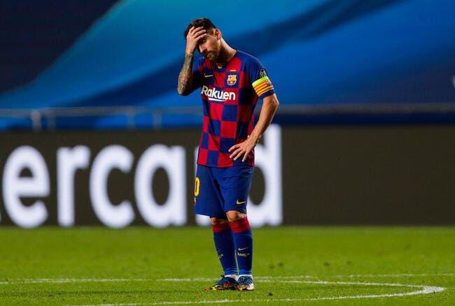 Esp : Messi ne vaut plus 100ME, Fred Hermel balance !
