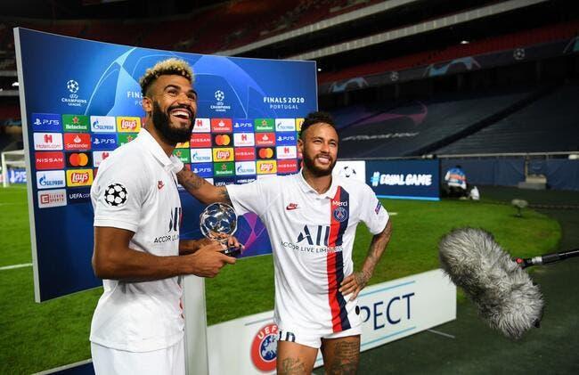 PSG : Choupo-Moting, l'incroyable décision de Leonardo  ?