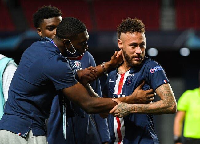 PSG : Neymar présent contre l'OM, à quelles conditions ?