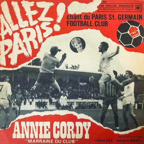 PSG : Le Paris SG rend hommage à Annie Cordy