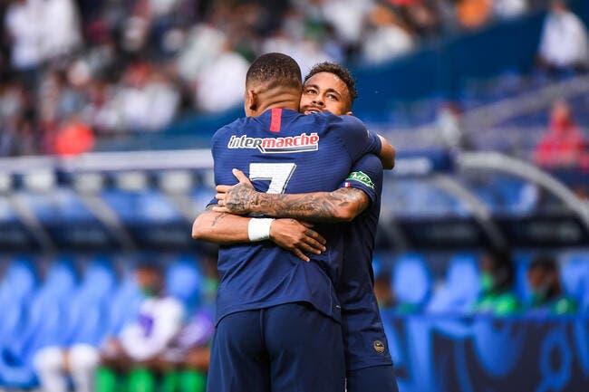 PSG : Neymar et Mbappé, le Qatar menacé en 2021 ?