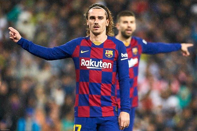 Mercato : Griezmann imite Messi, il reste au Barça !