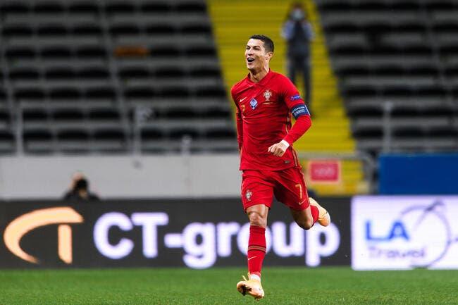 LdN : Cristiano Ronaldo marque son centième but avec le Portugal !