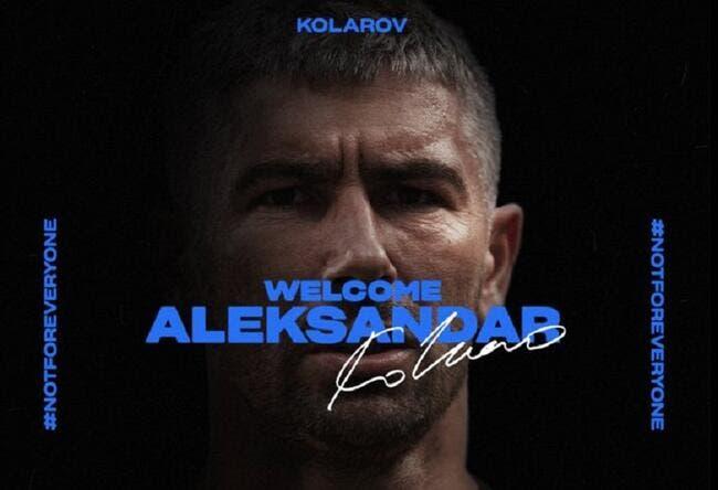 Officiel : Aleksandr Kolarov signe à l'Inter Milan