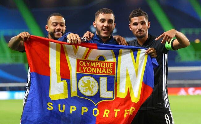 OL : Lyon a mis Arsenal KO debout avec Aouar