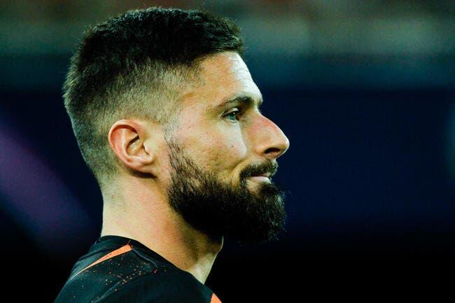 OL : Lyon et Benzema, Giroud lâche une «cruelle vérité»