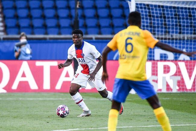 PSG : Accord trouvé, Mbe Soh va rejoindre l'Angleterre