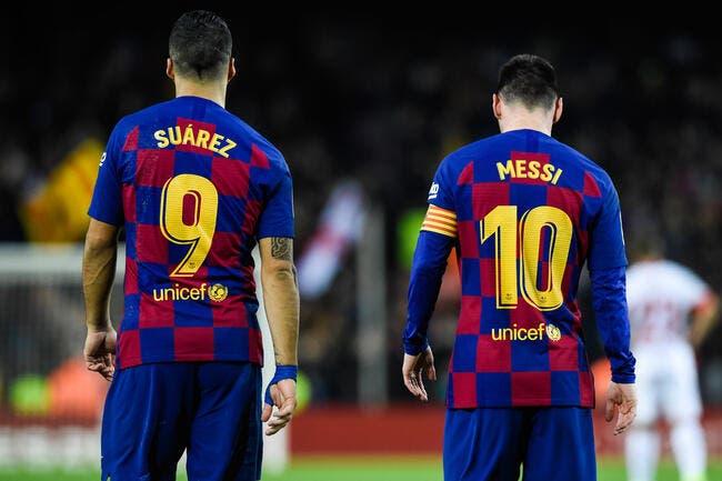Barça : Messi et Suarez, leur terrible vengeance se prépare
