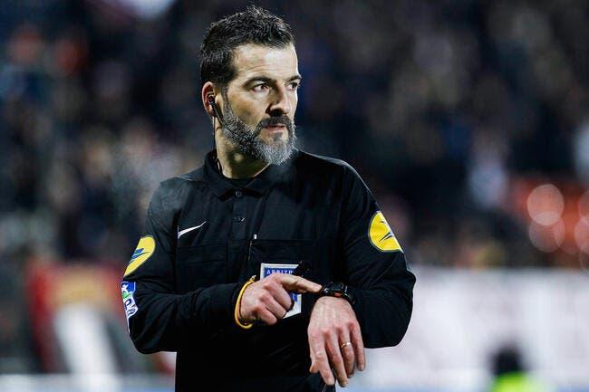 L'arbitre Sébastien Desiage est décédé