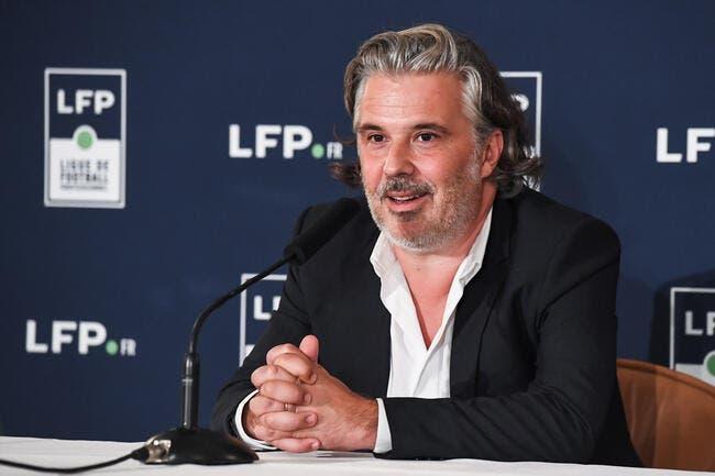 LFP : Zéro ironie, Ménès souhaite bon courage à Labrune