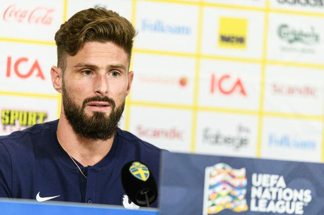 OL : Favard démonte l'excuse bidon d'Olivier Giroud