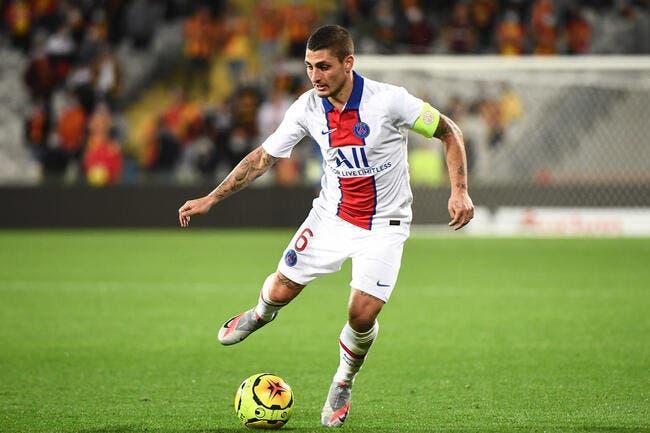 PSG : Verratti tire à boulets rouges sur le foot français !