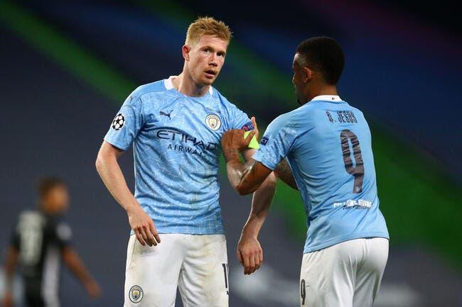 Ang: Messi à Manchester City, De Bruyne attendait beaucoup mieux