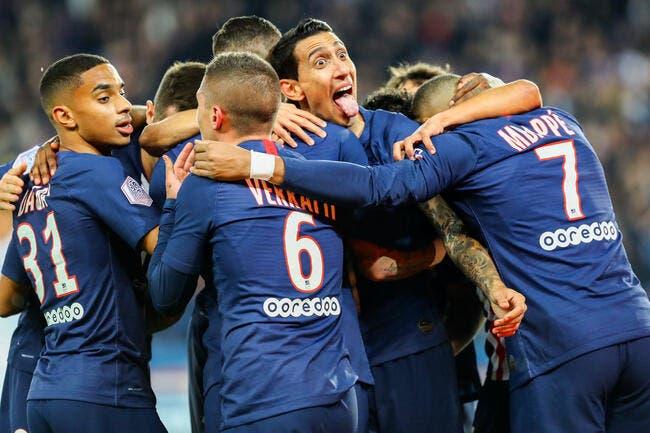 L1 : Les Français préfèrent le PSG à l'OM