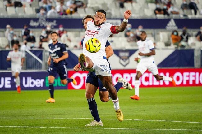 Memphis Depay au Barça c'est fait, une catastrophe pour Lyon ?